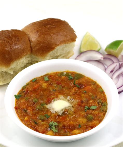 indian pav recipe pav bhaji recipe mumbai style with step by step photos