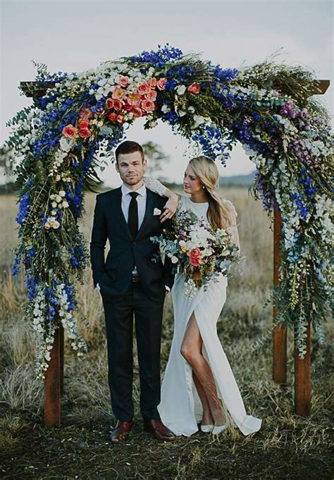 Wedding Ceremony Arch by 10 Floral Arches For Your Wedding Ceremony Mywedding