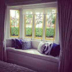 charming Small Living Room Furniture Ideas #8: Marvelous-grey-bedroom-window-seat-ideas-combine-assorted-motif-cushions-with-unique-bay-window-frames-completed-grey-curtains-945x944.jpg
