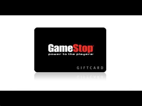 Gamestop Gift Cards - get a 500 gamestop gift card on us youtube