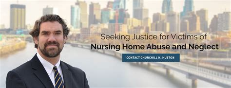 churchill h huston nursing home neglect lawyer in
