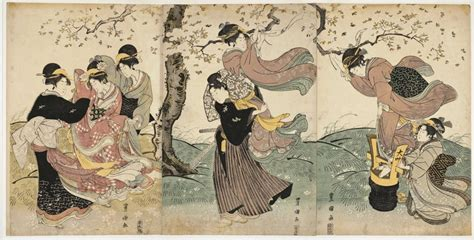 Windart by Honolulu Museum Of Art 187 Allure Elegant Women In Japanese