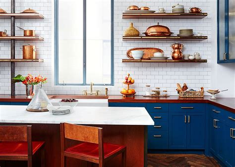 copper kitchen cabinets sparkling trend 25 gorgeous kitchens with a bright