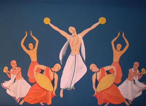 Indian Wall Murals kirtana wall painting people dancing drupal