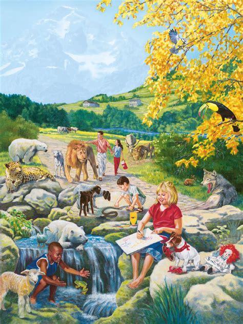 imagenes del paraiso jw org t 250 puedes vivir en el pac 237 fico nuevo mundo de dios