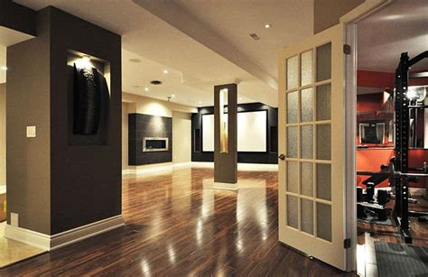 designing a finished basement 22 finished basement contemporary design ideas