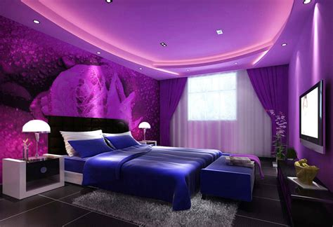paint colors for dark bedrooms the dark purple paint colors for bedrooms 1 residence ideal