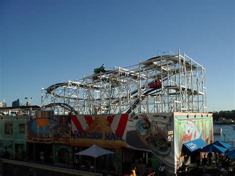 boat crash wildwood wild mouse roller coaster wikipedia