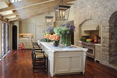 french farmhouse kitchen design 17 best images about rustic contemporary on pinterest