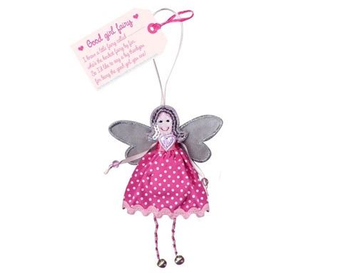 Good Gift Cards For Girls - good girl fairy believe you can fair trade children s gifts and accessories