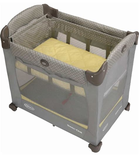 graco baby bed graco travel lite crib with stages peyton
