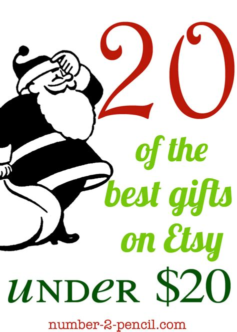 twenty christmas gift ideas under twenty dollars no 2