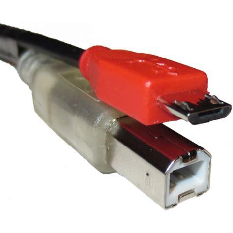 Log On Otg Kabel Type C Model Lo 0t01 Hitam 2m micro usb til usb b tilbeh 248 r netech aps