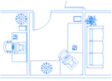 general physical layout of work space ergonomics4schools office work