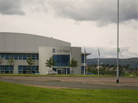 rolls royce uk locations file entrance to rolls royce factory inchinnan