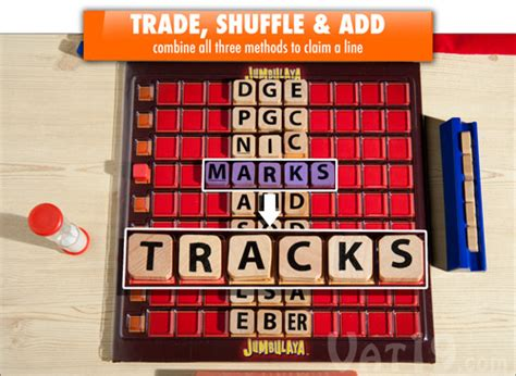 Shuffle The Letters To Make A Word