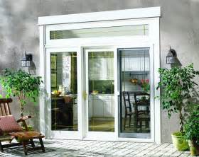 French and patio door options