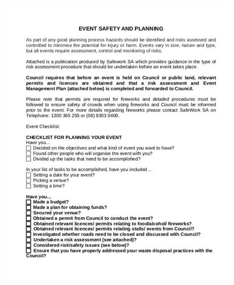 event risk management template risk management plan exle targer golden co