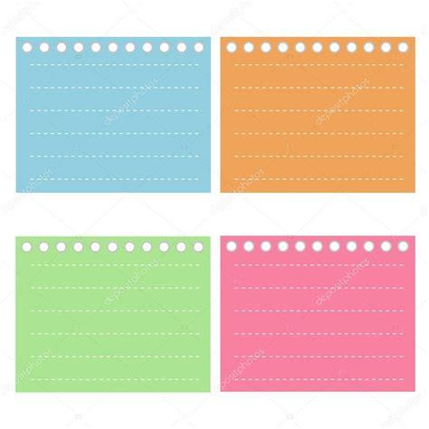 four color cuatro colores de papeles forrado espiral bloc de notas