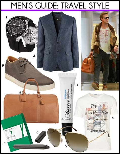 men s fashion tips march 2012 the man s guide to travelling in style travel style