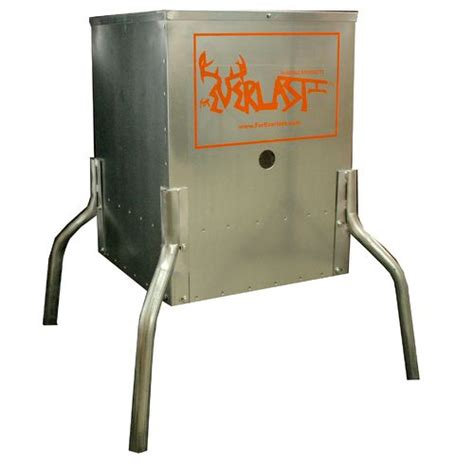 Clearance Deer Feeders Foreverlast 300 Lb Deer Protein Feeder Academy
