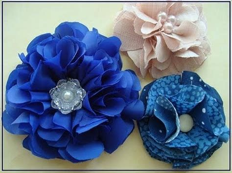 comidoc how to make simple try it html use simple stitches to create beautiful flower crafts