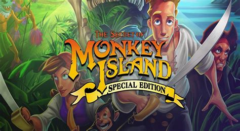 Steam Keys Giveaway - monkey island special edition bundle pc steam keys giveaway unbanster