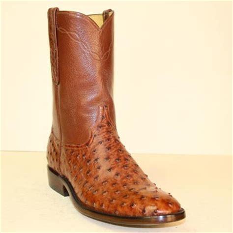 Handmade Ostrich Boots - lugus mercury handmade boots custom cowboy boots