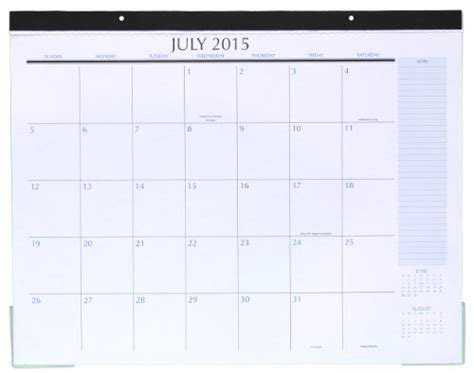 academic year desk calendar mead academic year desk calendar