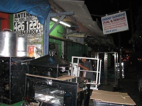 Oven Cawang kompor cawang pilih bersumbu atau disembur gas indonesia