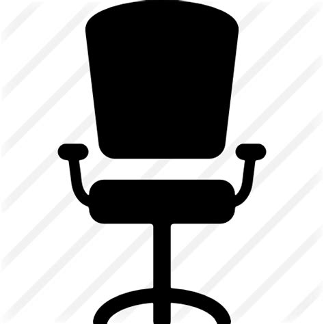 stuhl piktogramm office chair free business icons