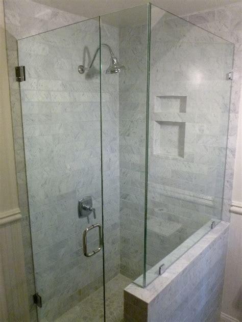 Corner Shower Door by Shower Doors Corner Shower Door