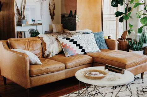 west elm s most repinned living room the accent best 25 modern leather sofa ideas on pinterest tan