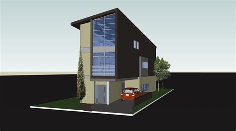 Contemporary Garage Design modern house design with garage modern house