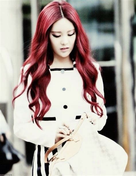 popular kpop hair colours 50 shades of kpop hair red k pop amino