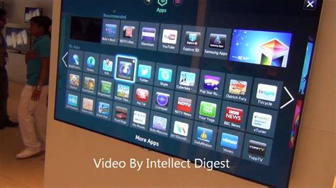 2013 samsung smart tv 2 0 smart interaction reivew and demonstration