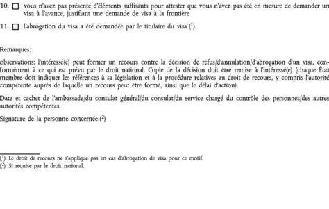 Lettre Demande De Prolongation Visa Eur 32009r0810 En Eur