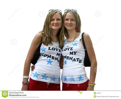 twlin sis twin sisters stock image image of people slim blondes