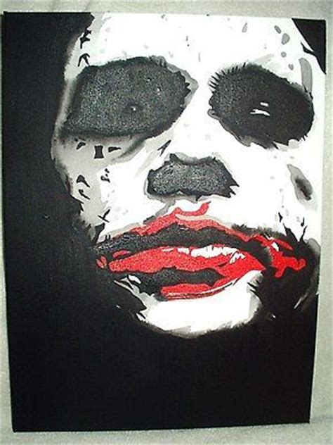 acrylic painting of joker 1000 ideas about joker painting on joker