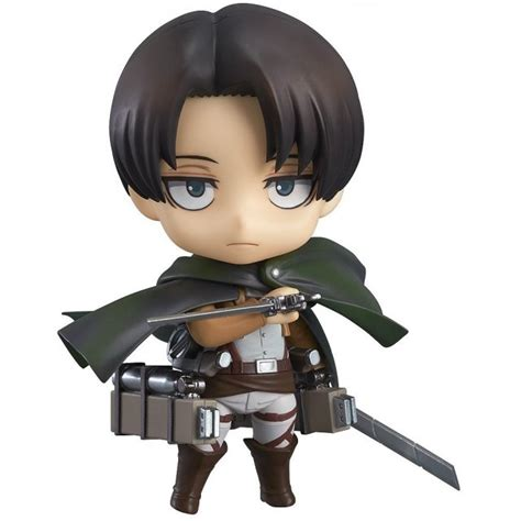 nendoroid no 390 attack on titan levi