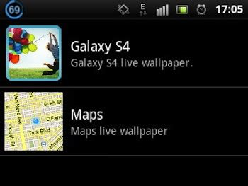 themes untuk samsung s4 unduh galaxy s4 live wallpaper gratis android download
