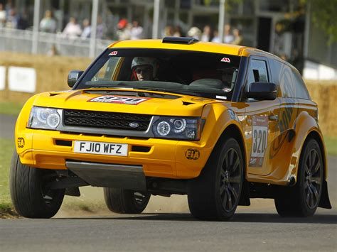 land rover racing 2012 bowler exr rally car by land rover suv race racing