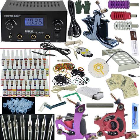 tattoo kit in store aliexpress com buy ophir professional tattoo kits 3