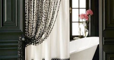 Ross Shower Curtains by Black Paint One Pretty Shower Curtain And One Beautiful