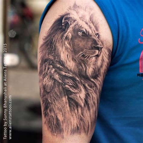 lion tattoo photo download 33 best realistic lion tattoo images on pinterest simple