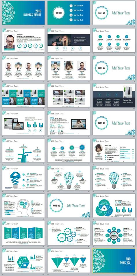 creative the highest quality powerpoint templates and 30 business report creative powerpoint template the