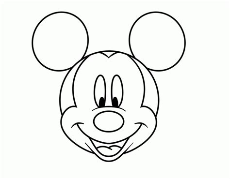 mouse coloring pages preschool mickey mouse head coloring pages az coloring pages mickey