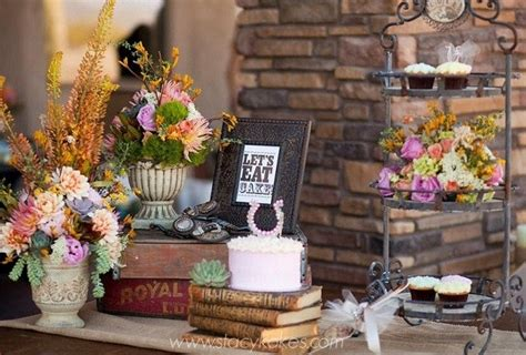 chic western theme wedding shoot guest feature