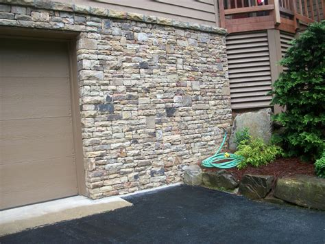 Stack Stone. Dry Stack Stone Taupe Gray. . Save Your Design For Later. Stone Wall Cladding