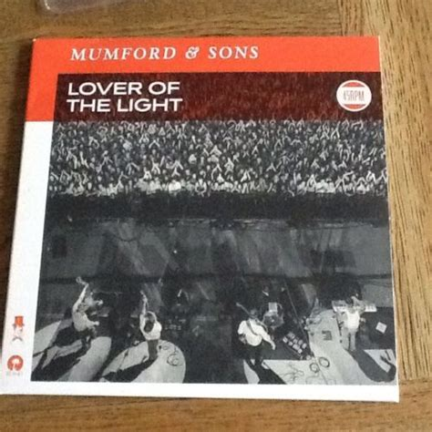 Mumford Sons Lover Of The Light by Roots Vinyl Guide